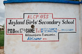 Joyland Girl's Secondary School, Same